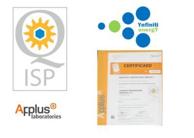 composicion logos sello de calidad ynfinti